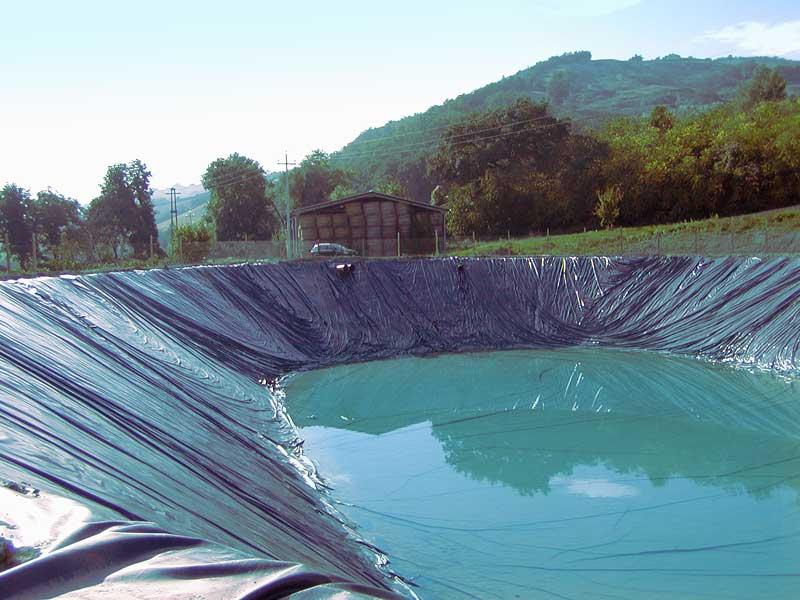 Laghi artificiali teloneria pennente fermo marche for Immagini di laghetti artificiali